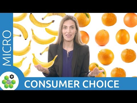 Introduction to Consumer Choice thumbnail