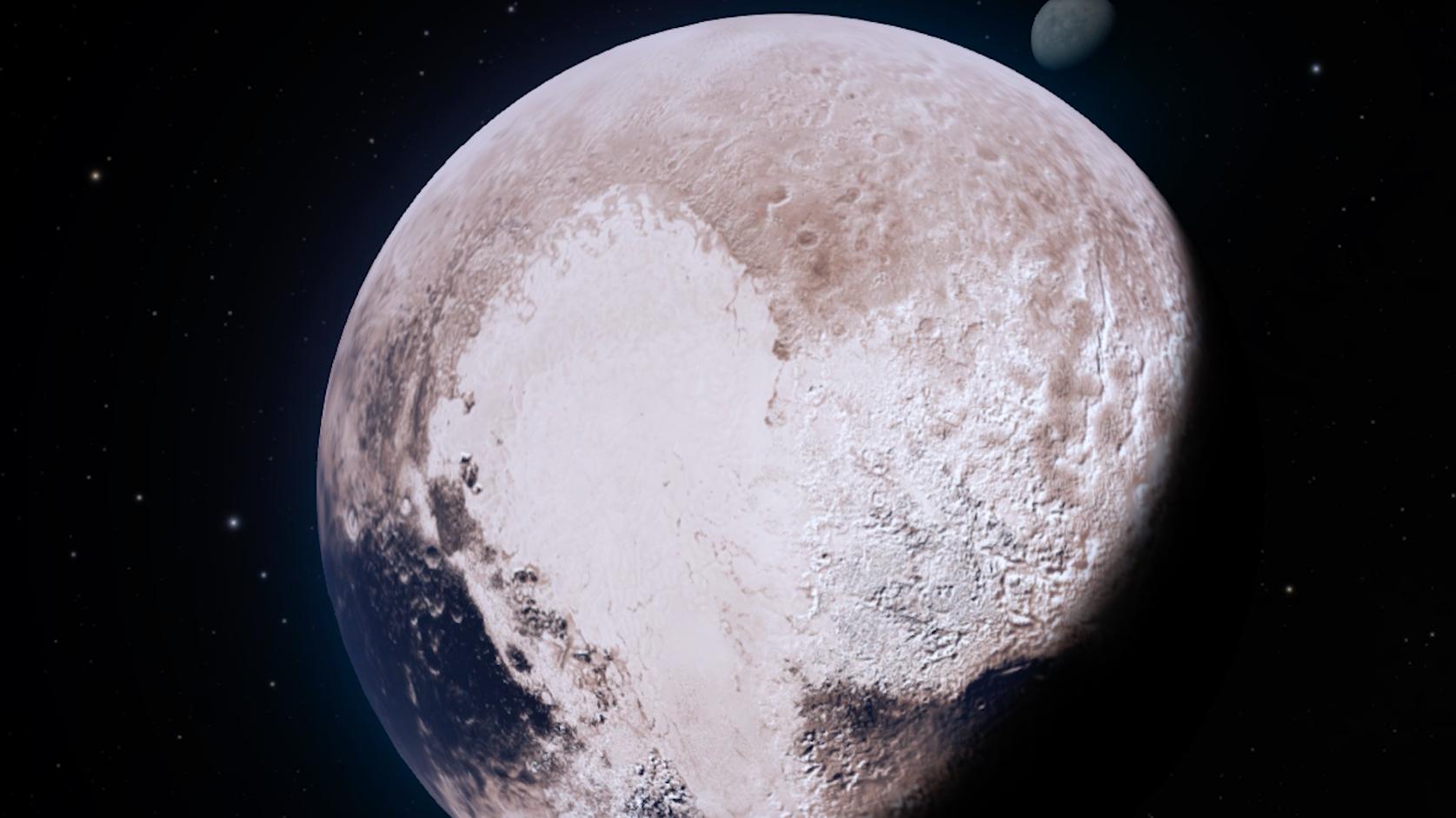 Exploring Pluto and the Kuiper Belt thumbnail