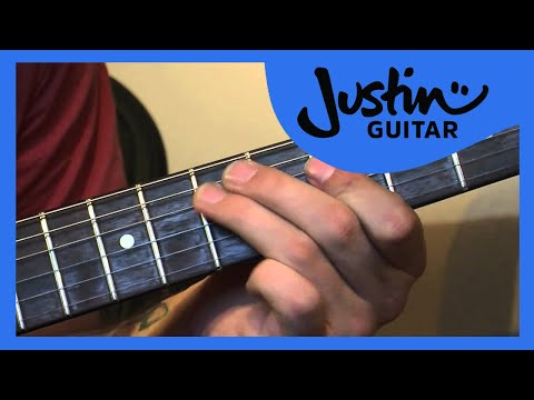 Lick #10: Reverse 3-in-a-line (Guitar Lesson LK-010) How to play thumbnail