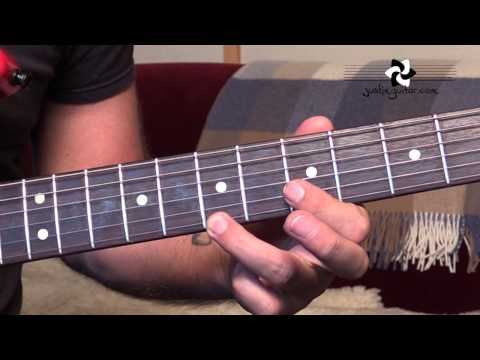 Blues Lick: Stevie Ray Vaughan Style (Guitar Lesson BL-543) thumbnail