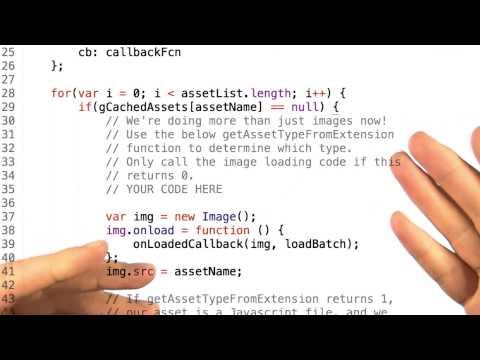 Loading javascript - HTML5 Game Development thumbnail
