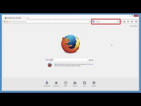 Firefox Search bar - Easily choose your favorite search engine thumbnail