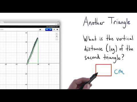 Another Triangle - Visualizing Algebra thumbnail