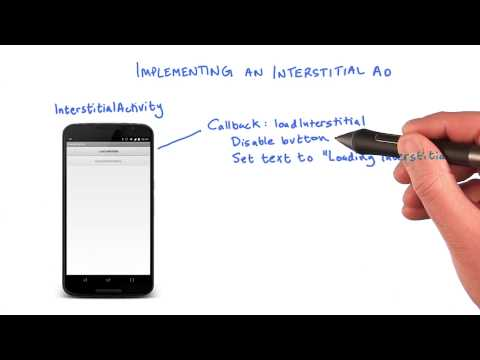 Implementing an Interstitial Ad thumbnail
