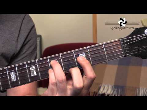 10 Basic Jazz Chords (Guitar Lesson JA-001) thumbnail