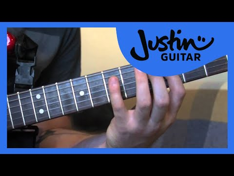 Lick #13: String Skippin Blues (Guitar Lesson LK-013) How to play thumbnail