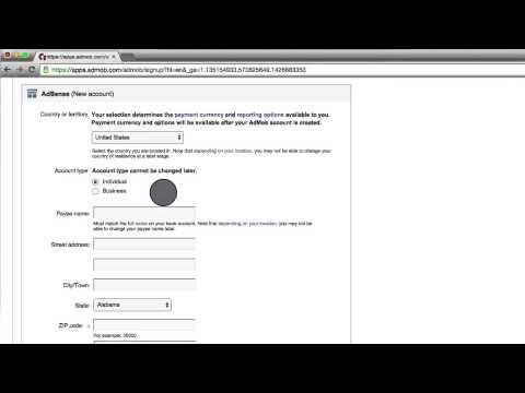 Register an Account thumbnail