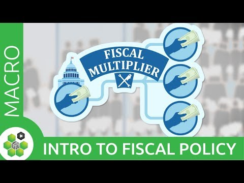 Introduction to Fiscal Policy thumbnail