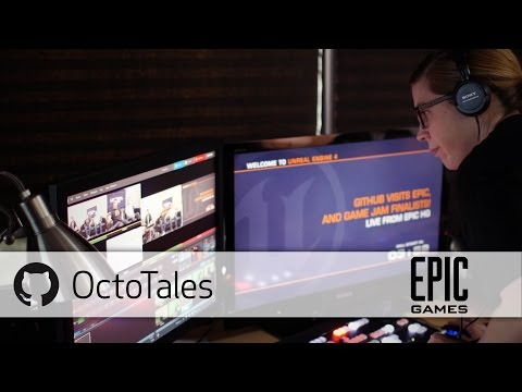 GitHub OctoTales • Epic Games thumbnail