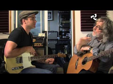 Gordon Giltrap Interview and little jam! (Acoustic Guitar Lesson MA-206) thumbnail