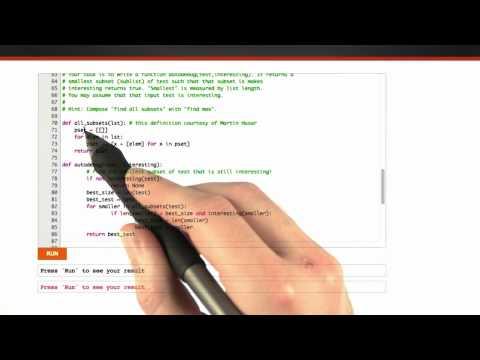 Automatic Debugging Solution - Programming Languages thumbnail