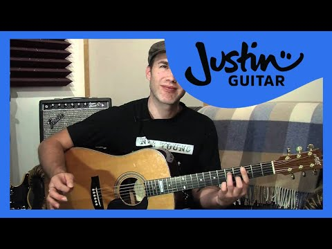 JUSTIN Method Training Exercises 4 (Guitar Lesson IM-148) How to play IF Stage 4 thumbnail