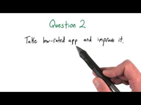 Question 2 - UX Design for Mobile Developers thumbnail