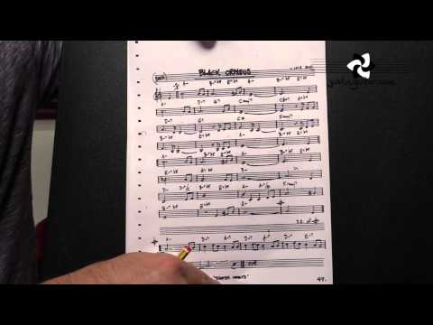 How to read a Jazz Chart (Guitar Lesson JA-006) thumbnail