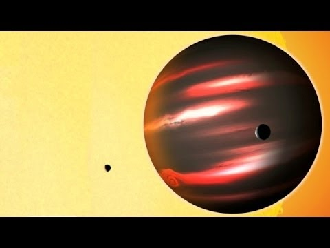5 Amazing Exoplanets! - The Countdown #33 thumbnail