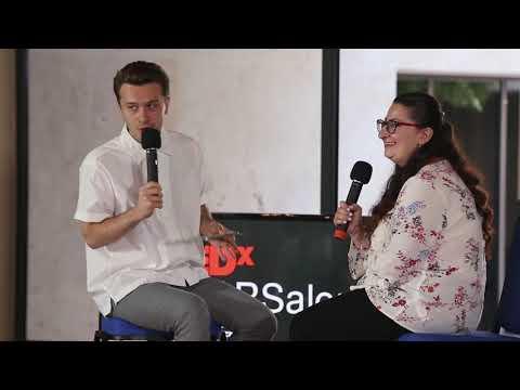 The real circumstances where education occurs   Anzhelika Harutyunyan   TEDxUFARSalon thumbnail