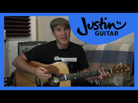 Intermediate Rhythm Guitar 4: Percussive Hit (Guitar Lesson IM-145) How to play IF Stage 4 thumbnail
