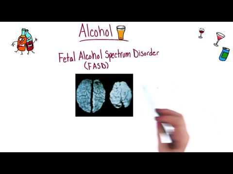 Alcohol and FASD - Intro to Psychology thumbnail