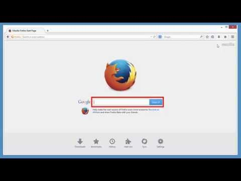 Firefox - How to set the home page thumbnail