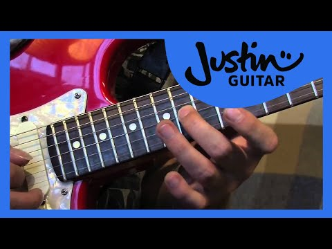 Lick #15: Falling Legato (Guitar Lesson LK-015) How to play thumbnail