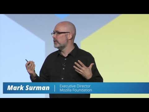 State of Mozilla: Mark Surman ''How are we teaching the world about the Web?'' thumbnail