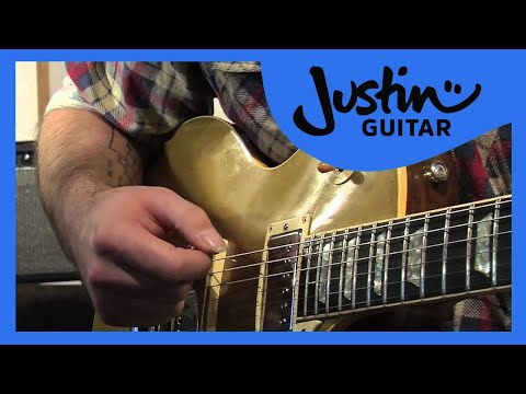 Riff #6: Always On The Run - Lenny Kravitz (Songs Guitar Lesson RF-006) How to play thumbnail