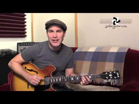 The 2 & 4 Jazz Metronome (Guitar Lesson JA-003) thumbnail