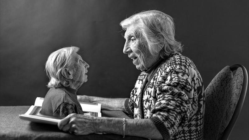 A mother and son's photographic journey through dementia thumbnail
