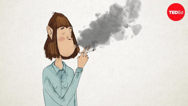 How do cigarettes affect the body? - Krishna Sudhir thumbnail