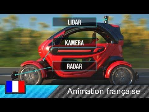 Comment fonctionne un véhicule autonome ? (Animation) thumbnail