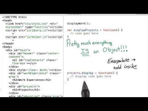 Encapsulation - JavaScript Basics thumbnail