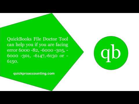 fix your damaged company file via quickbooks file doctor