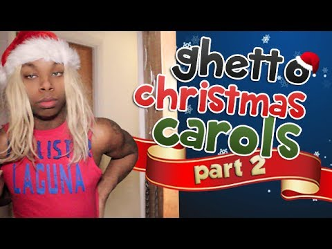 ghetto christmas carols part 2 with subtitles amara - 12 Ghetto Days Of Christmas