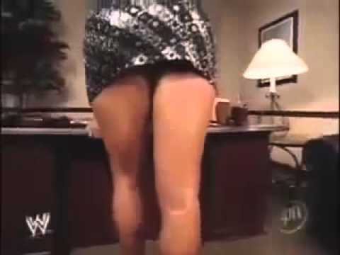 Wwe stephanie mcmahon sexy ass and tits
