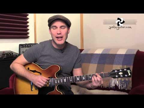 Basic Jazz Rhythm Guitar (Guitar Lesson JA-002) thumbnail