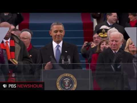 Watch President Obama Deliver His Second Inaugural Address thumbnail