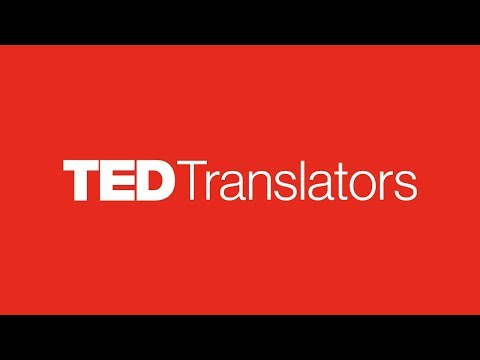 Become a TED Translator, join our Global Community! thumbnail