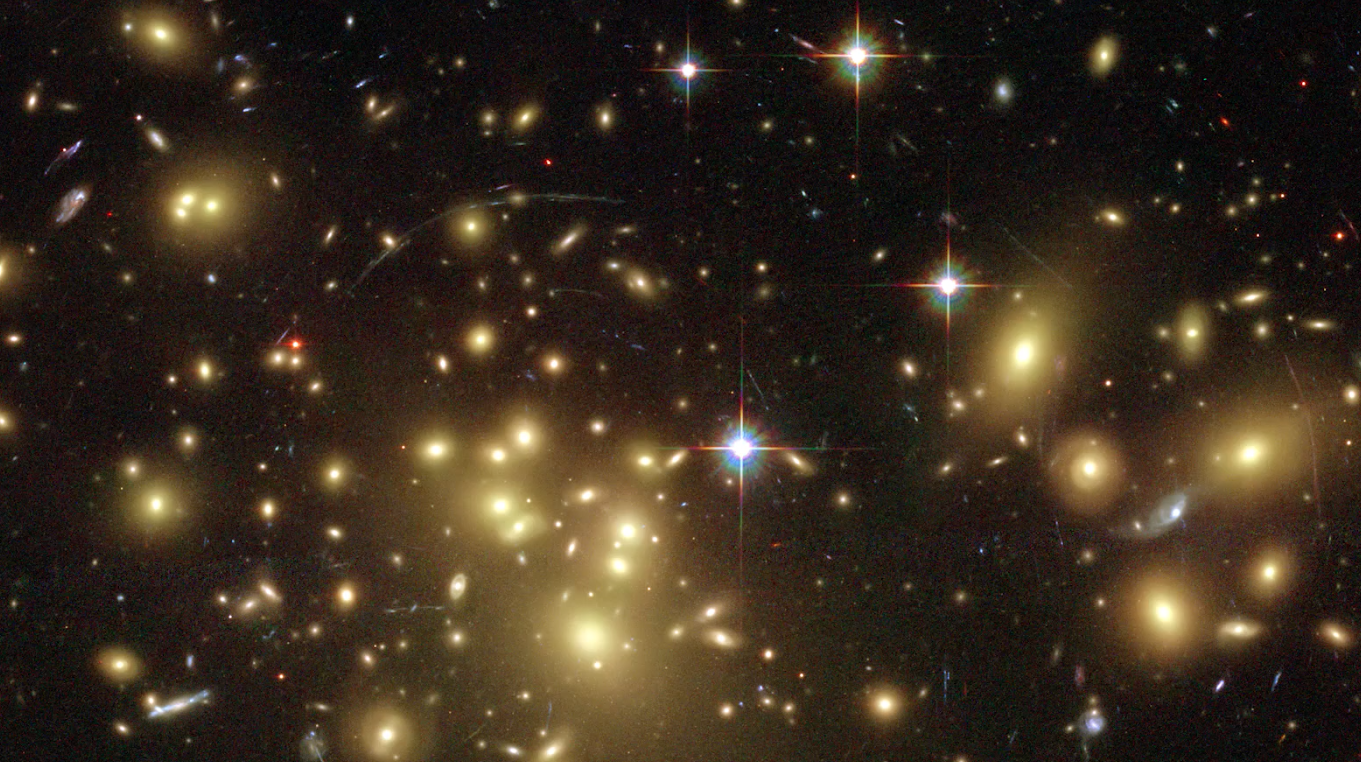 Hubble: Color and Depth thumbnail