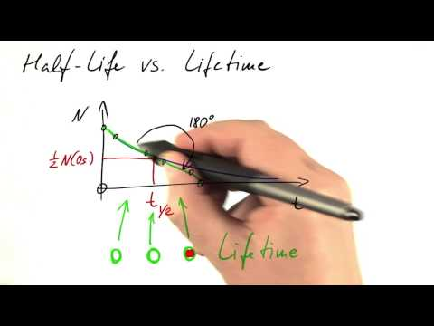 Half-Life vs Lifetime - Differential Equations in Action thumbnail