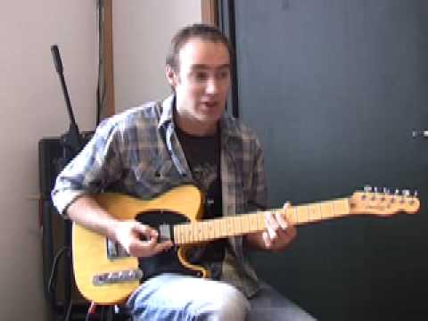 Basic Funk Strumming (Guitar Lesson RH-022) How to play thumbnail