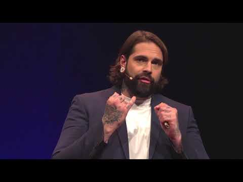 Barbers, preventing suicide one hair cut at a time | Tom Chapman | TEDxExeter thumbnail