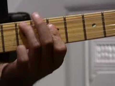 Hendrix Style Rhythm Guitar #1of2 (Guitar Lesson RH-011) How to play thumbnail