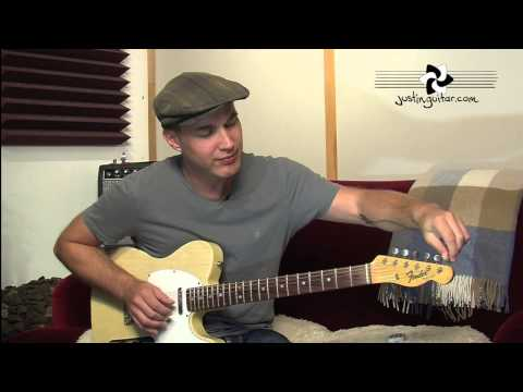 How to Tune Your Guitar To Open D Tuning (Guitar Lesson ES-032) thumbnail
