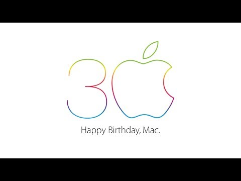 Apple - Mac 30 - Thirty years of innovation thumbnail