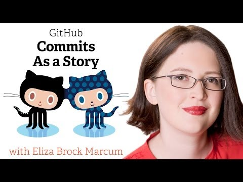Webcast • Your Commits Should Tell a Story • Featuring Eliza Brock Marcum thumbnail