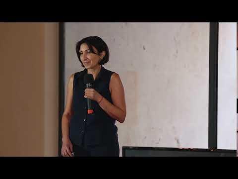 Women are for life not for kitchen   Zaruhi Hovhannisyan   TEDxUFARSalon thumbnail