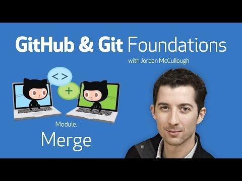Merge • GitHub & Git Foundations thumbnail