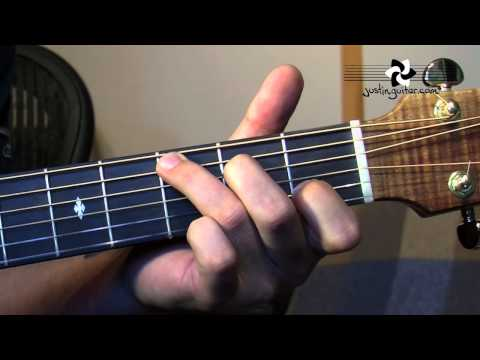 Happy Birthday Fingerstyle (Easy Songs Folk Guitar Lesson FO-105) How to play thumbnail