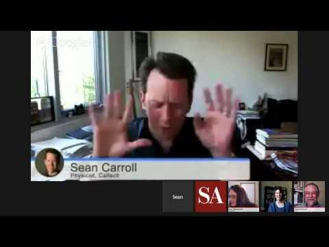 Science Power Couple: Jennifer Ouellette and Sean M. Carroll thumbnail