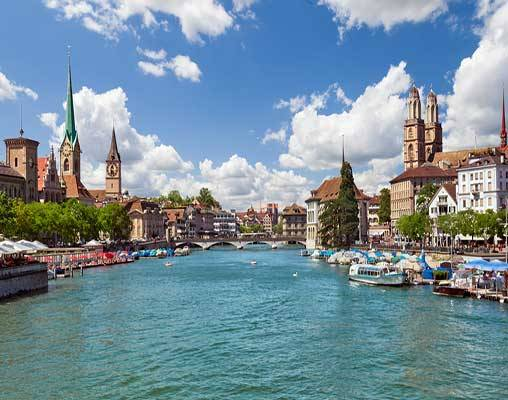 Train Vacations In Europe - 11 cities to visit on your trip to switzerland